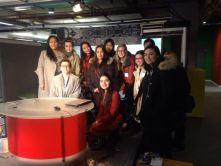 Taking over the news desk